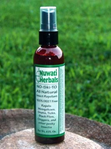 NO-Ski-TO Natural Insect Repellent