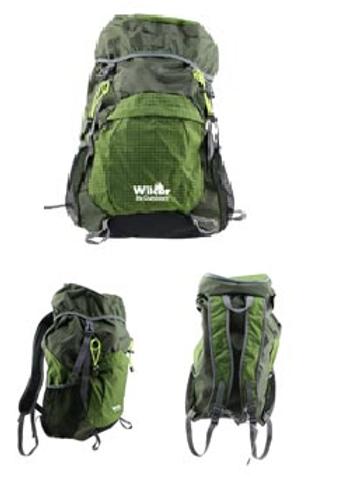Backpack - 35l Foldable Rucksack Green