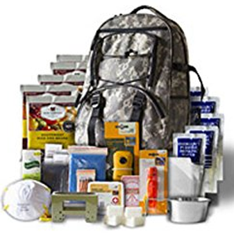 Wise 5 Day Survival Kit Backpack For One Person