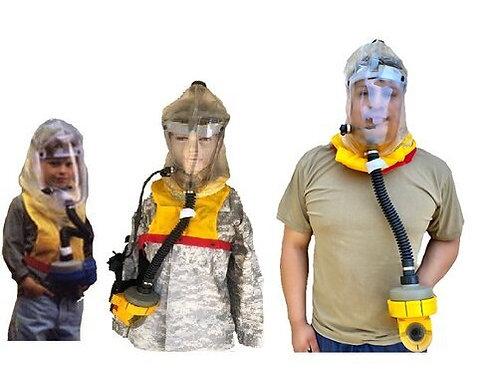 Gas Mask Hood (Infants and Child * Adult) 189.99 - 159.99