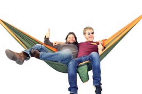 Hammock Parachute Nylon Single (Asst Colors)