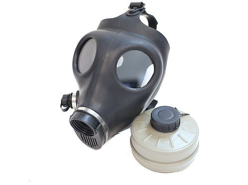 Gas Mask with Filter  $159.99 - $59.99