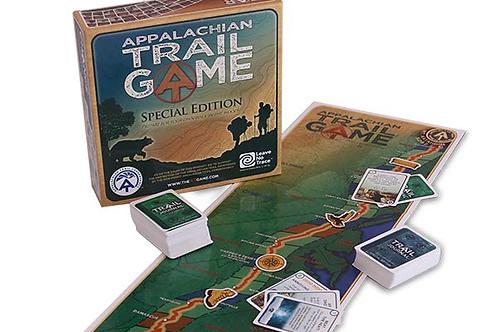 Appalachian Trail Game (Board or Cards)