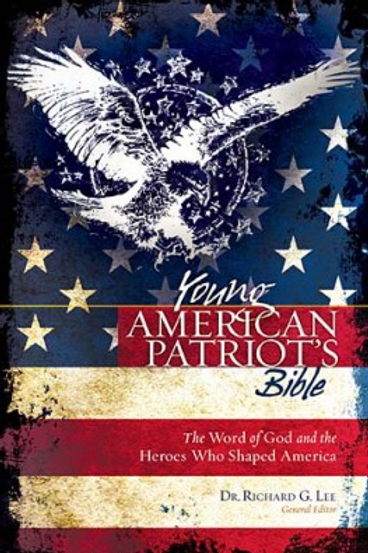Young American Patriot Bible