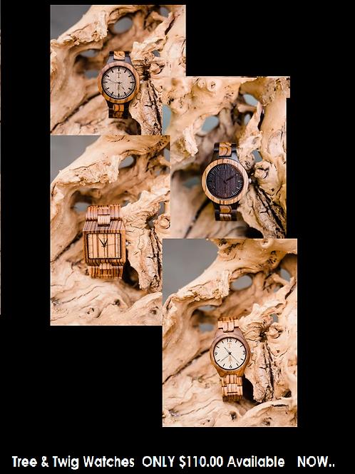 Tree & Twig Watches Unisex