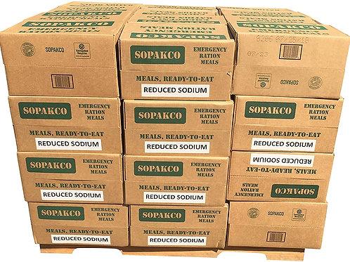 PRE-ORDER Sopakco MRE case (14 meals per case)