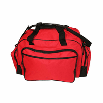Bag - Empty Red LG First Aid Duffle