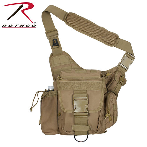 Backpack - Advance Tactical (Coyote Brown)