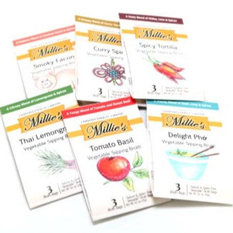Millie's Savory Tea (Broth)