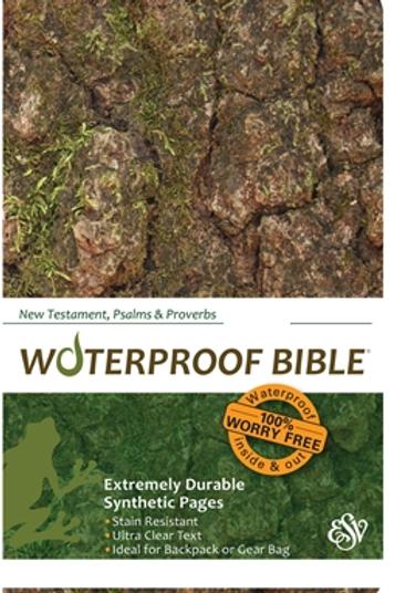 of Waterproof Bible Full Version Camouflage (Choose Version)