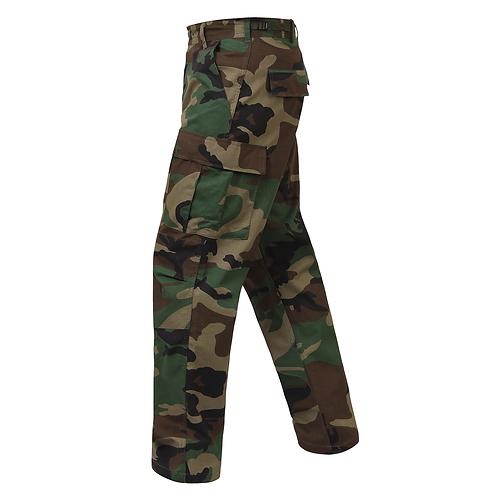 Military Rip-Stop BDU Pant