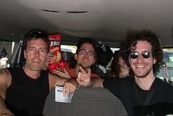 2002 - (on the road) BAJA California