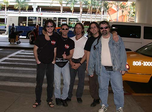 2002 - LAX California