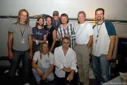 Back Stage w/Deep Purple - 2007