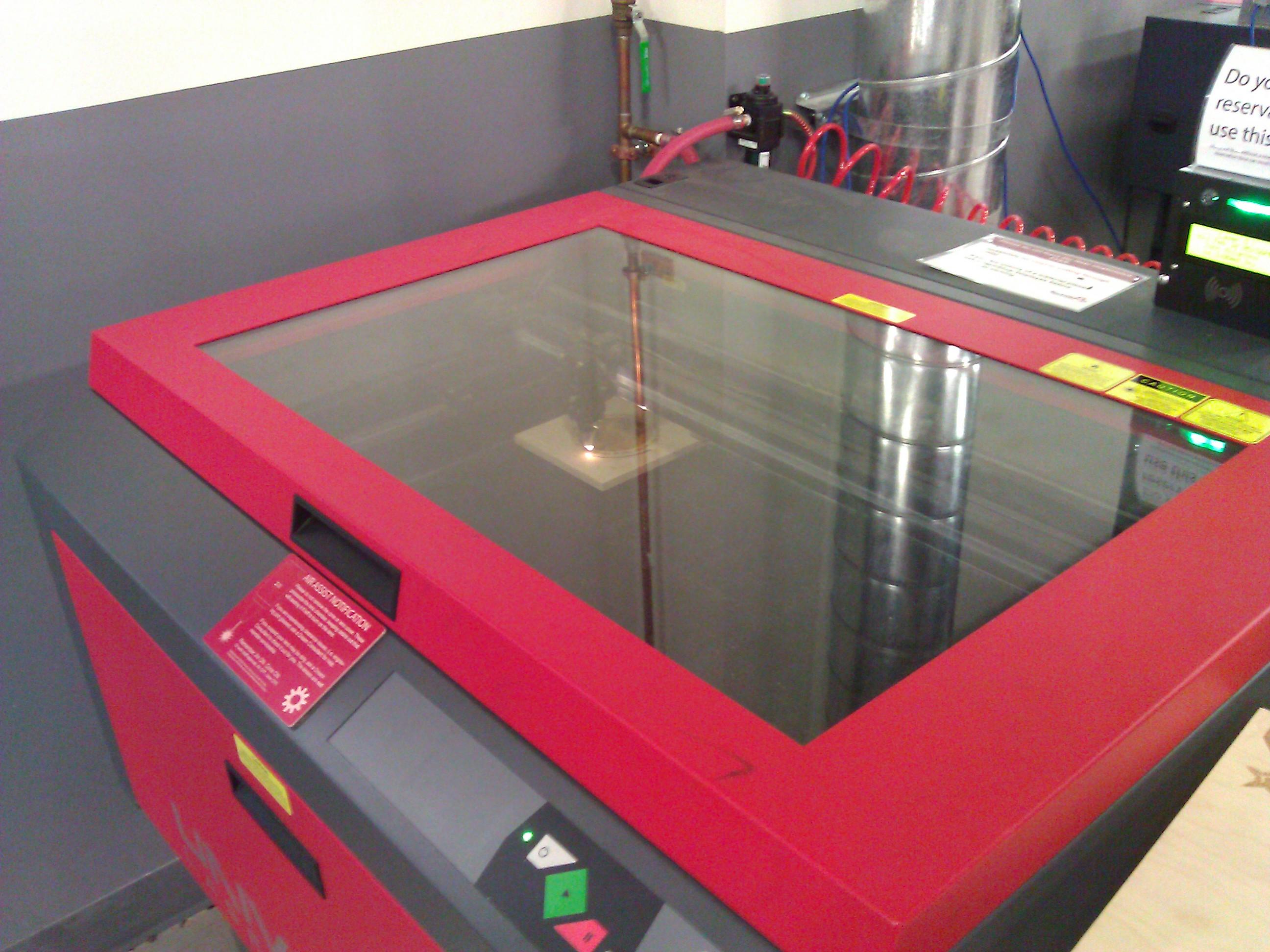 2. Laser Work