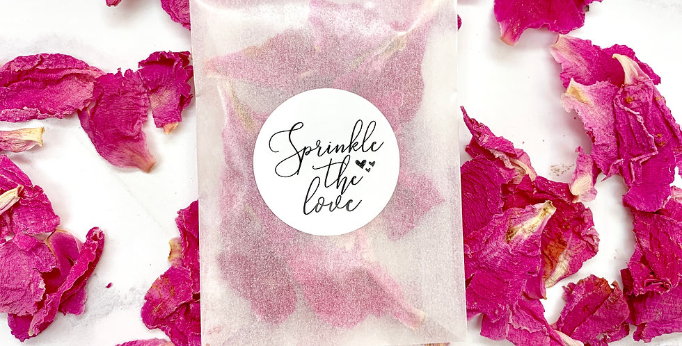 Pink Peony Packets
