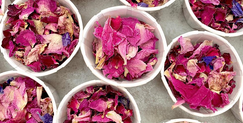 Rose Mix Tubs