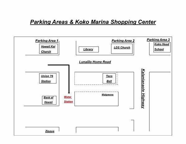 Parking Areas & Koko Marina Shopping Ctr