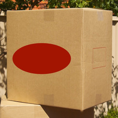 Extra Large Cardboard Box | 155 Litres *
