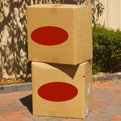 Extra Large Packing Box 155 Litre