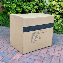 Extra Large Cardboard Packing Box | 158 Litres
