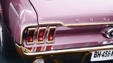 Mustang, Toyota Taliban - verhaal