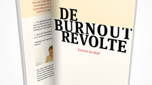 De Burnoutrevolte is gedrukt!