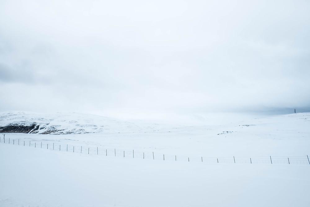 Ijsland - Astrid Mora