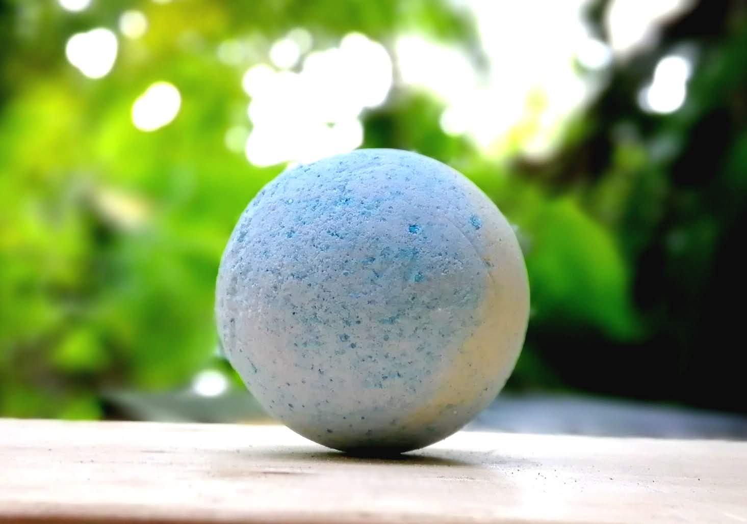 ☆人気 No4 石垣島産海塩(石垣の塩)を使ったバスボムづくり体験