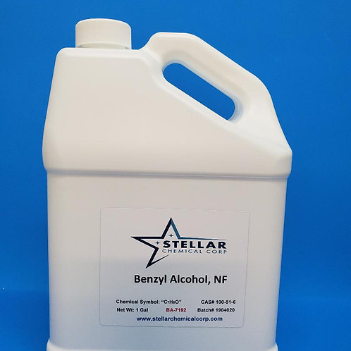 Benzyl Alcohol, NF