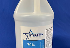 Isopropyl Alcohol 70%, 4 Gallons