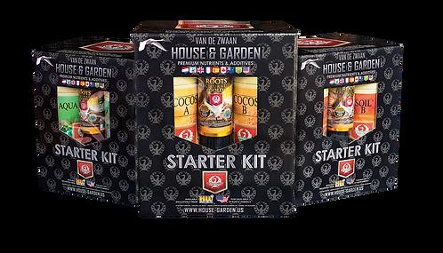 HOUSE & GARDEN STARTER KIT