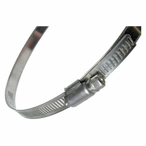 DUCTING CLAMP - STAINLESS 300MM EACH