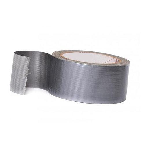 DUCT TAPE GREY/BLACK 15UM PREMIUM HEAVY DUTY 48MM X 30 METRE PVC