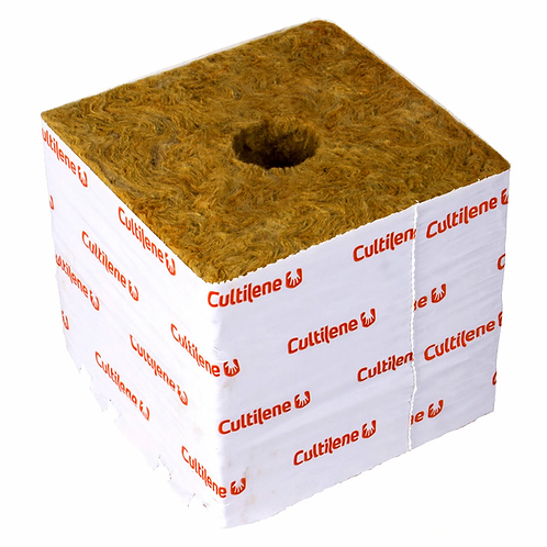 CULTILENE WRAPPED HUGO CUBE 150 X 150MM (HOLE 38/35)