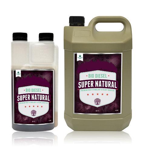 BIO DIESEL SUPER NATURAL  250mls / 1L