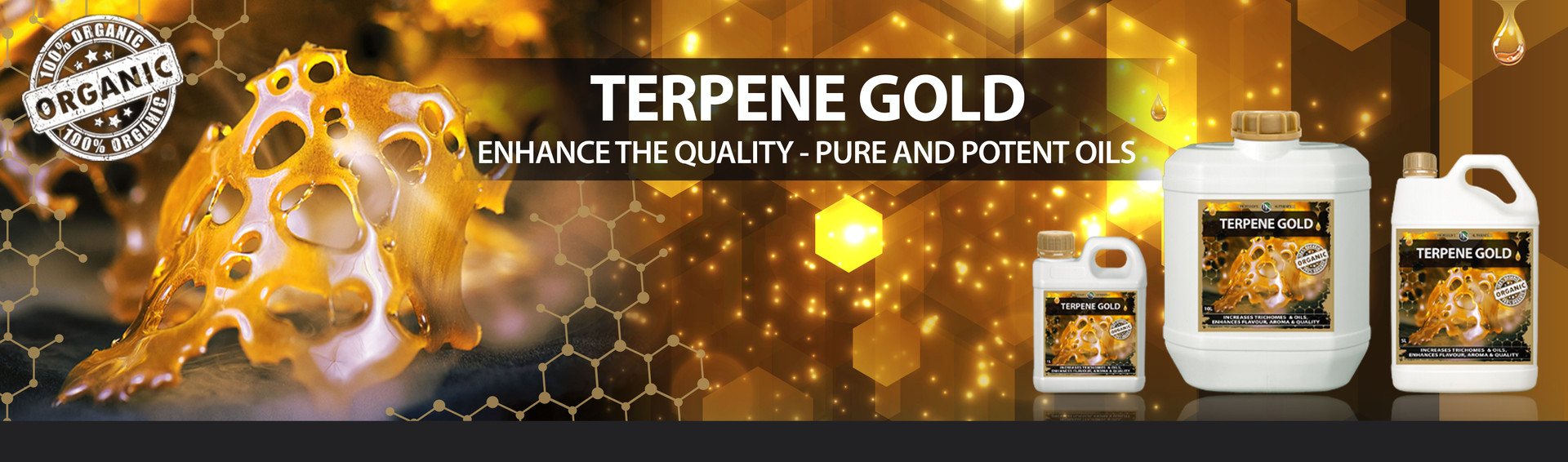 Terpene Gold Professors Nutrients