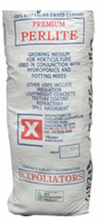 PERLITE (4MM TO 6MM COARSE)(C)(1P)WHITE 100 LITRE BAG