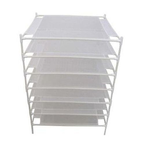 DRYING RACK STACKABLE PLASTIC FRAME TYPE 650MM X 650MM