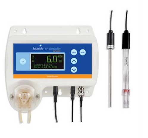 BLUELAB PH CONTROLLER pH Controller with Built-In Peridose Pump