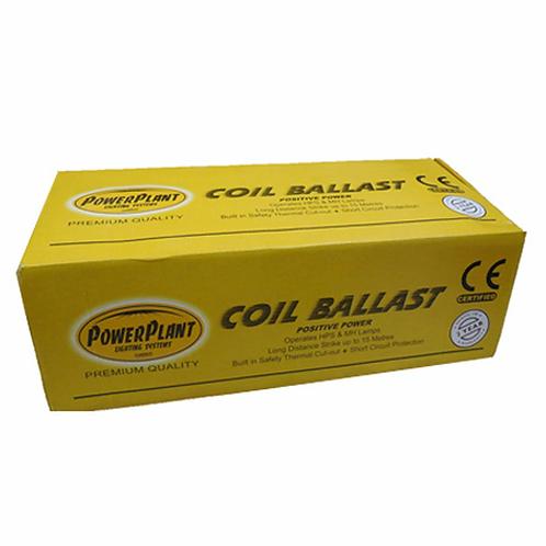 POWERPLANT 400/600W DUAL MH + HPS ALU COIL BALLAST