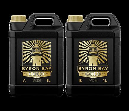 BYRON BAY GOLD VEG A&B 1L / 5L / 20L