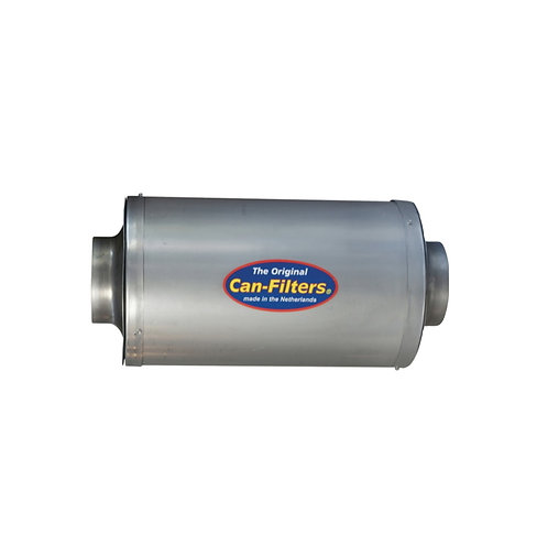 CAN-SILENCER WITHOUT FLANGE