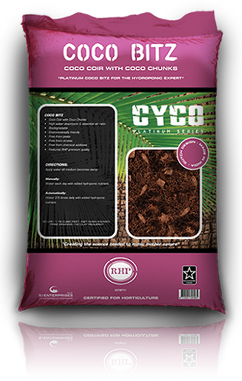 CYCO COCO BITZ 50 LITRE BAG (0MRI APPROVED)
