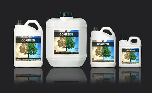 Professors Nutrients  GO GREEN 1L / 2.5L / 5L / 10L