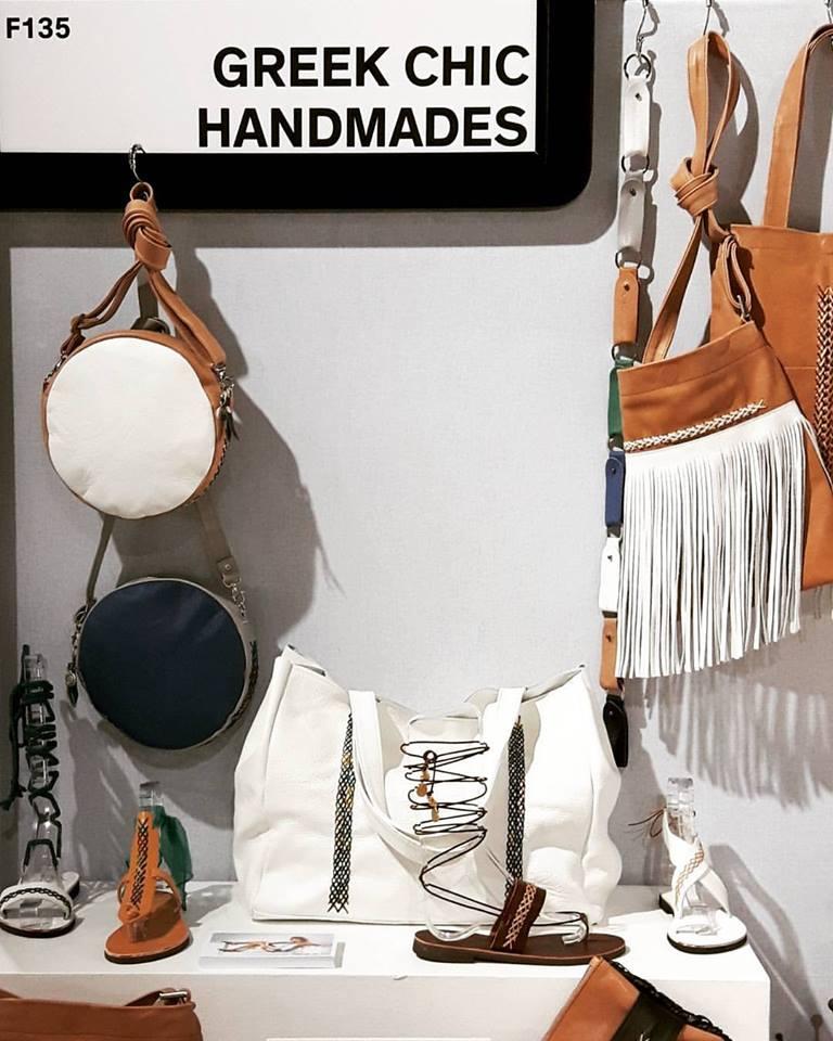 68f651ccdbb5 Pictured combination  Leather s color  01. Tan - Cross stitches color  06.  Multicolored