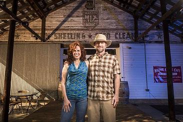 Mudd Creek Cafe and Music Hall, Bill Heath, Shana Whitehead