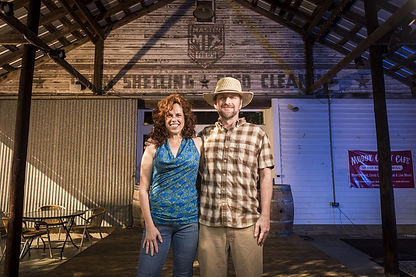 Mudd Creek Cafe and Music Hall, Bill Heath, Shana Whitehead