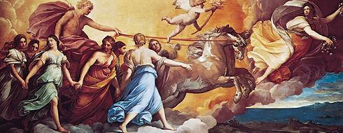ceiling-fresco-Aurora-Guido-Reni-Casino-