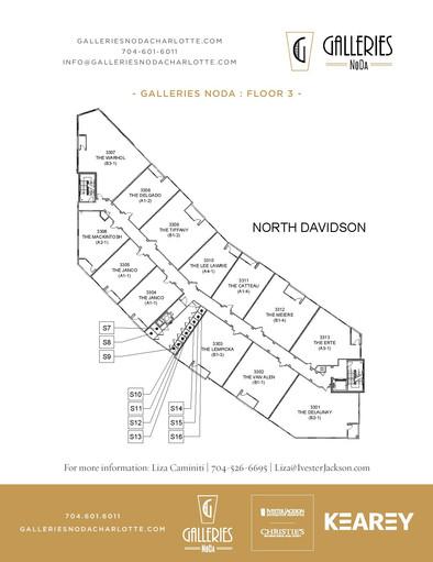GalleriesNoDa_Building Level Plans-Floor
